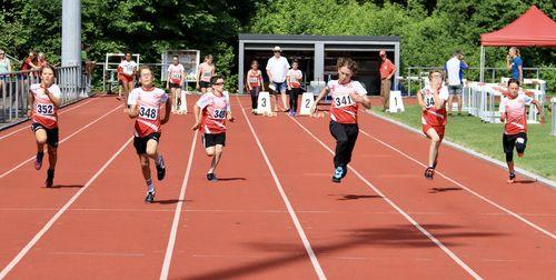 LG Staufen veranstaltet Leichtathletik-Camp